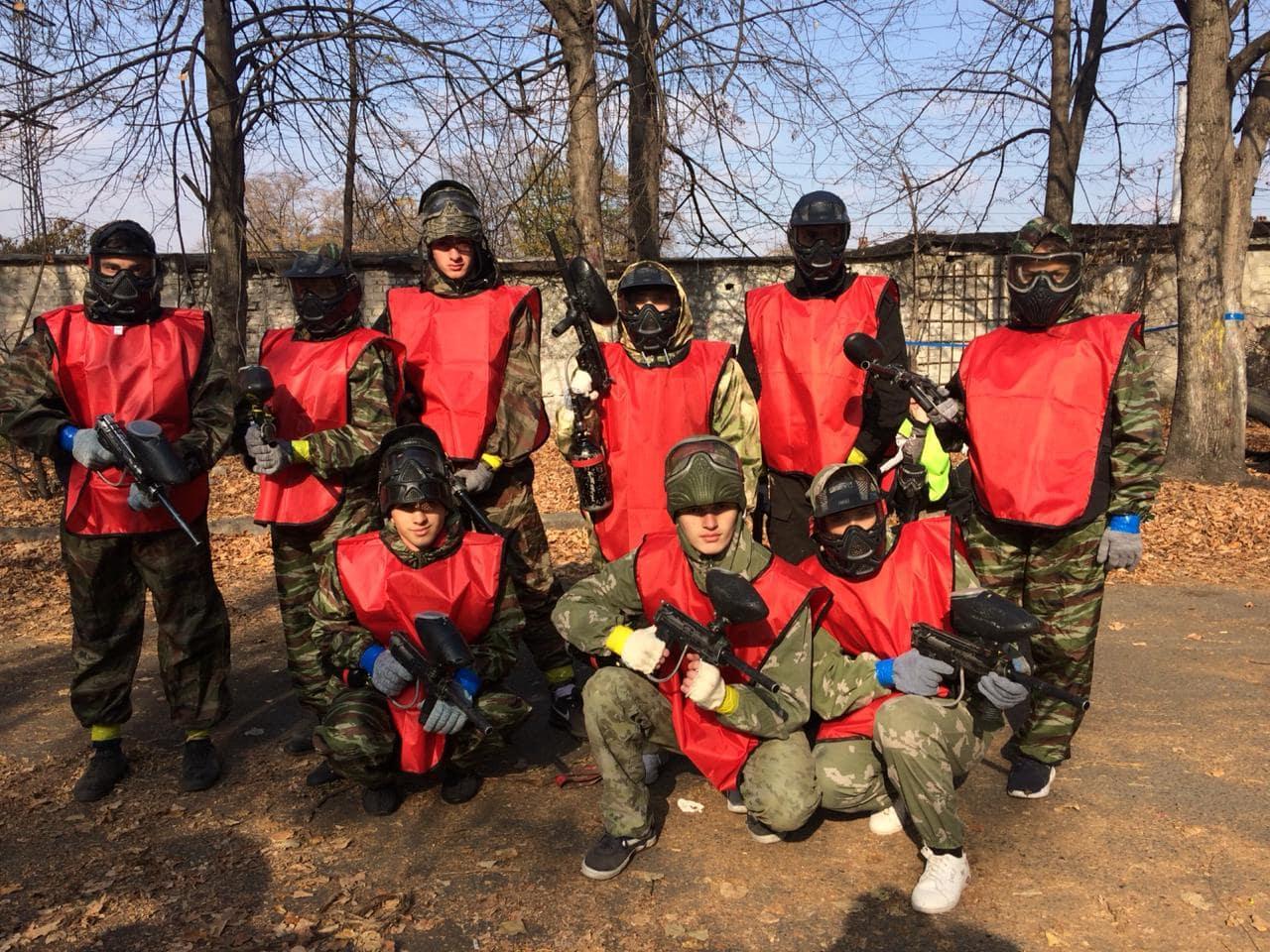 Военно – патриотическая игра «Победа»